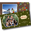 4x8 photo greeting cards